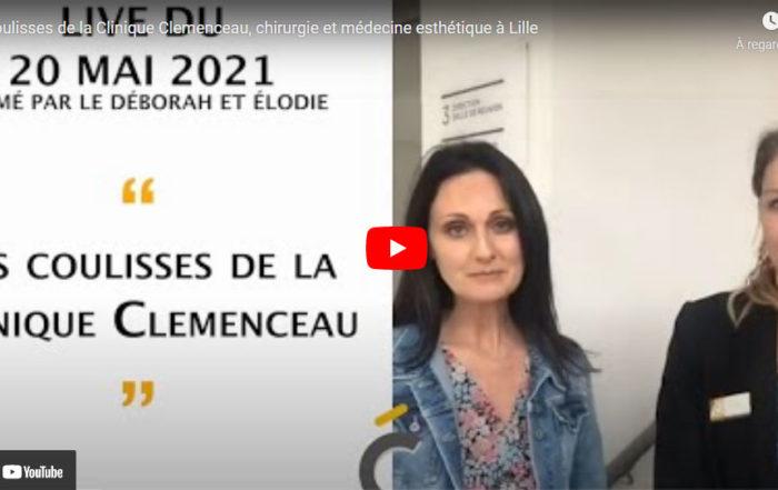 Les coulisses de la clinique Clemenceau à Lille