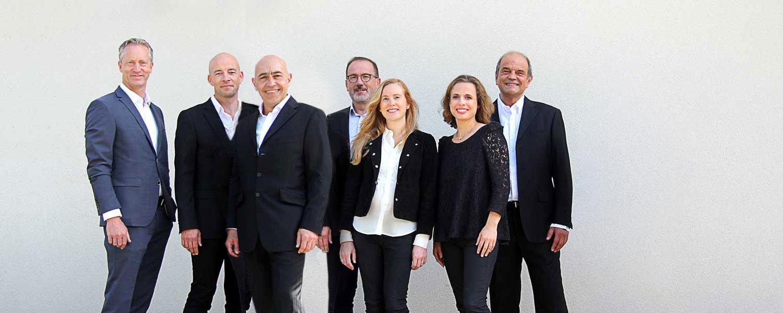 'équipe de la Clinique Clemenceau, chiruregie esthétique à Lille et Arras